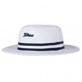 Titleist Cotton Stripe Bucket pánský golfový klobouk