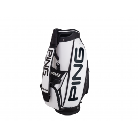 Ping Tour Staff Cart Bag - White/Black