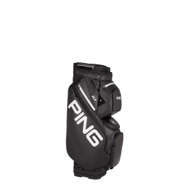 Ping DLX Cart Bag - Black