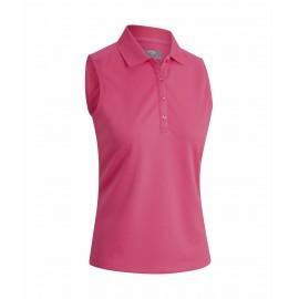 Callaway Sleeveless Knit dámské golfové tričko