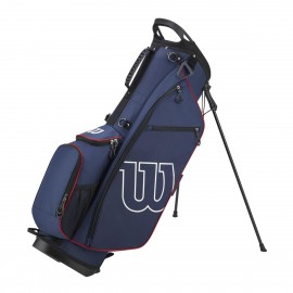 Wilson Prostaff Carry Bag - Blue/Red
