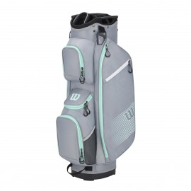 Wilson Prostaff Cart Bag - Jade