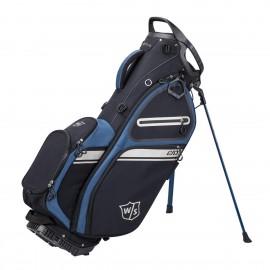 Wilson Staff Exo II Carry Bag - Black/Blue