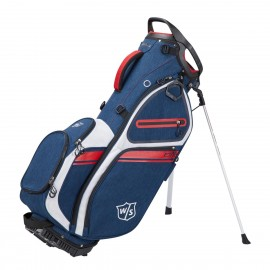 Wilson Staff Exo II Carry Bag - Navy/White/Red