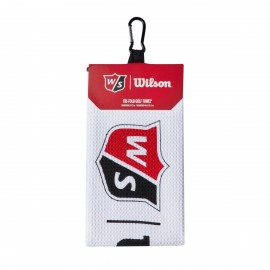 Wilson Staff Tri-Fold Towel golfový deštník