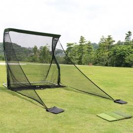 Konday z-shape golfová síť + plátno