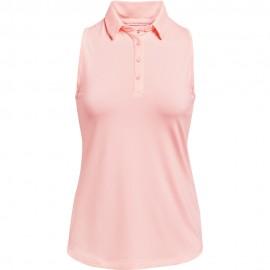 Under Armour Zinger Sleeveless Polo dámské golfové tričko