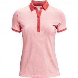 Under Armour Zinger SS Novelty dámské golfové tričko