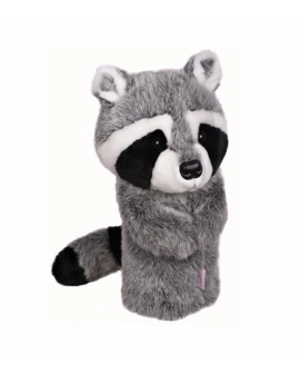 Daphne´s Driver Cover - Racoon