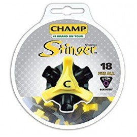 Stinger Cleat - Qlok Spike - 18 ks