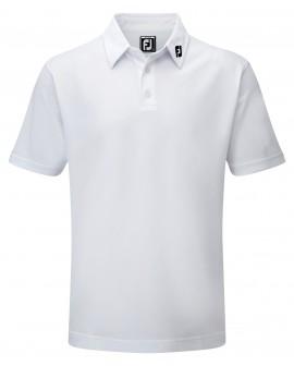 FootJoy Stretch Pique Solid dětské golfové tričko