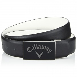 Callaway Revesible Belt with Rubber Buckle pánský pásek