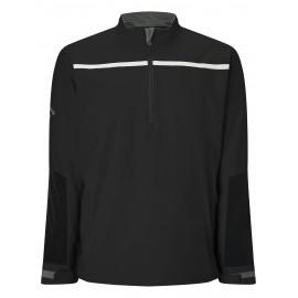Callaway 1/4 Zip Chest Stripe Wind pánská golfová bunda