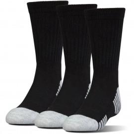 Under Armour HeatGear Tech Crew 3-Pack pánské golfové ponožky