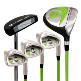 MKids Pro Half Set RH Green - 145 cm