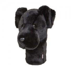 Daphne´s Driver Cover - Black Labrador
