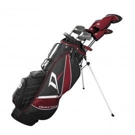 Wilson Deep Red Tour pánský golfový set pravý, ocel