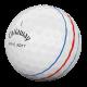 Callaway ERC Soft Triple Track golfové míčky bílé