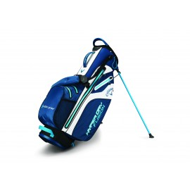 Callaway Hyper Dry Fusion Stand Bag - Navy/White/Blue