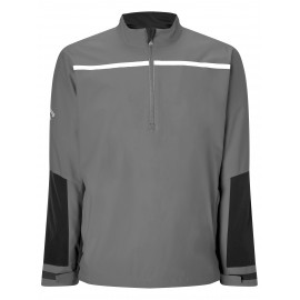 Callaway 1/4 Zip Chest Stripe Wind Jacket pánská golfová bunda