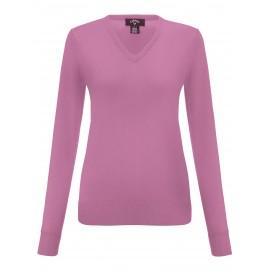 Callaway V-Neck Merino Sweater dámský golfový svetr