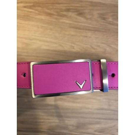 Callaway Ladies Leather Belt dámský pásek