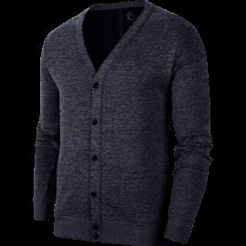 Nike Dry Player Top Cardigan pánský golfový svetr