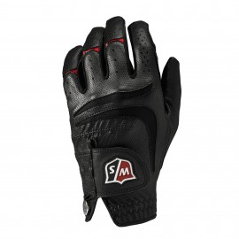 Wilson Staff Grip Plus Black pánská golfová rukavice