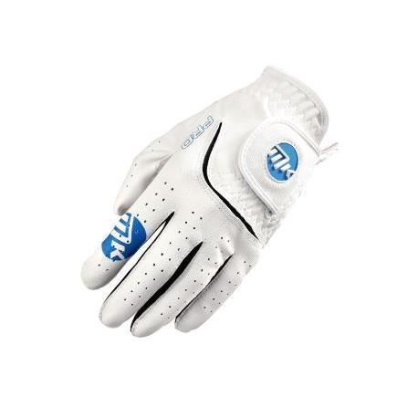 MKids dětská golfová rukavice - White/Royal Blue - XL