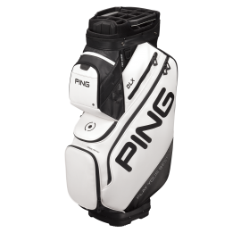 Ping DLX Cart Bag  - White