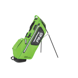 Ping Hoofer Monsoon Carry Bag - Electric Lime