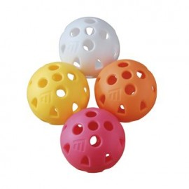 Masters Airflow XP Practice Balls Yellow