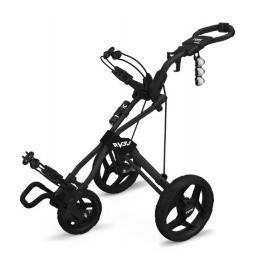Rovic RV3J dětský golfový vozík šedo-černý