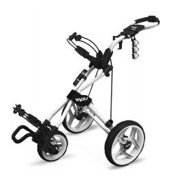 Rovic RV3J dětský golfový vozík bílý