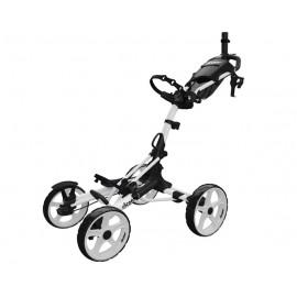 Clicgear 8.0+ golfový vozík bílý