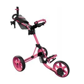 Clicgear 4.0 golfový vozík růžový