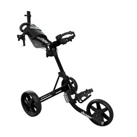 Clicgear M4 Matt Black golfový vozík černý