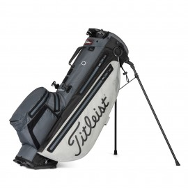 Titleist Players 4+ StaDry Stand Bag - Grey/Charcoal/Black